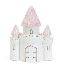 Pink Dream Castle Bank