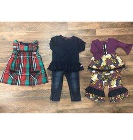 Toddler Girl Holiday and Fall Bundle