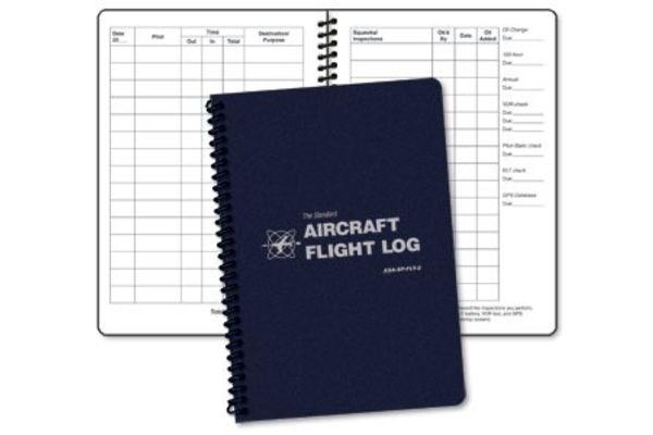 Aircraft Flight Logbook