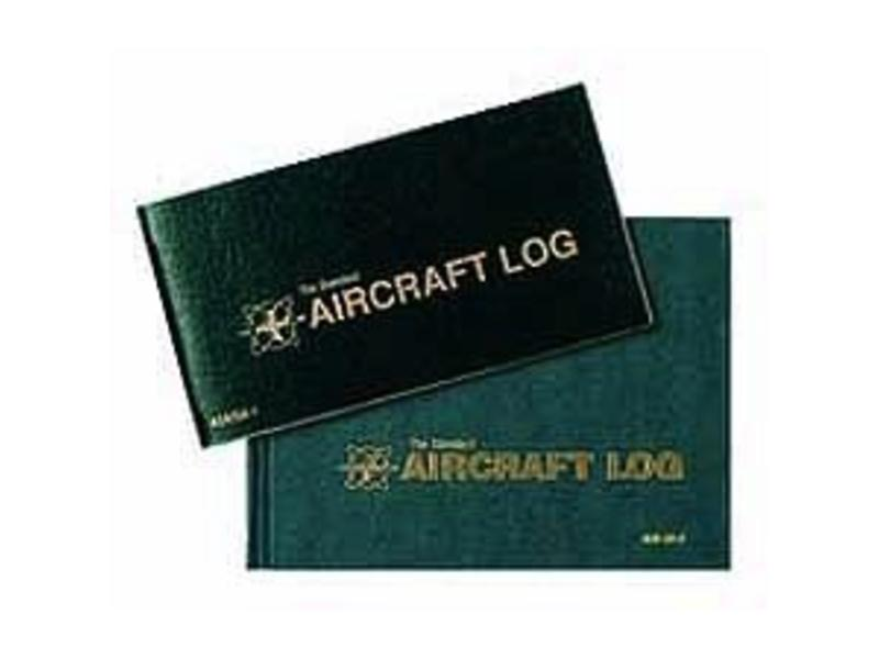 Aircraft Log Soft cover