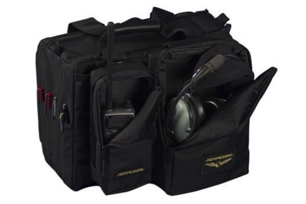 Jeppesen Sanderson The Aviator Bag