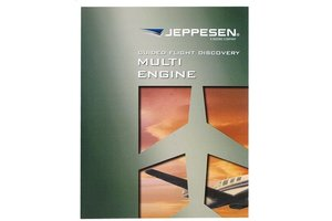Jeppesen Sanderson Multi Engine Textbook