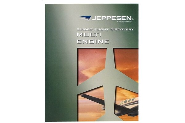 Jeppesen Sanderson Multi Engine Textbook