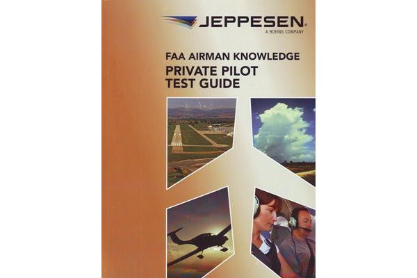 Jeppesen Sanderson Jeppesen Private Pilot Knowledge Test Guide