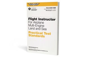 ASA PTS - Flight Instructor Multi-Engine Land and Sea