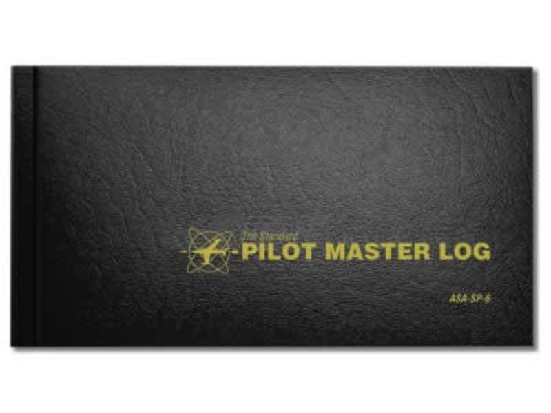 ASA Pilot Master Logbook