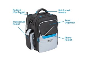 Sporty's Pilot Shop Flight Gear HP iPad Bag