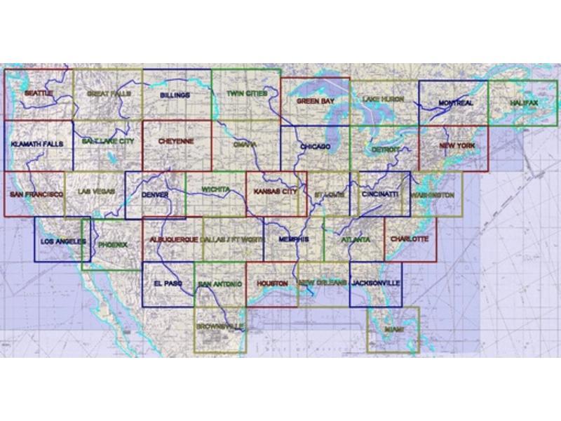 FAA / NACO Distribition Division Sectional: Atlanta