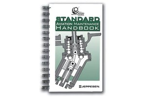Jeppesen Sanderson Standard Aviation Maintenance Handbook