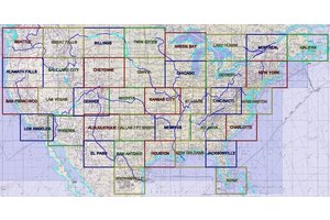 FAA / NACO Distribution Division Sectional: Klamath Falls
