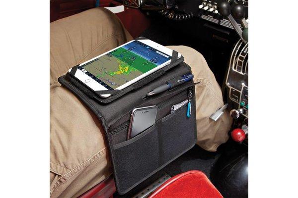 Sporty's Pilot Shop iPad Air 1-2 Bi-fold Kneeboard