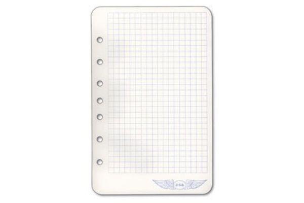ASA Note Pad 7-Ring Style