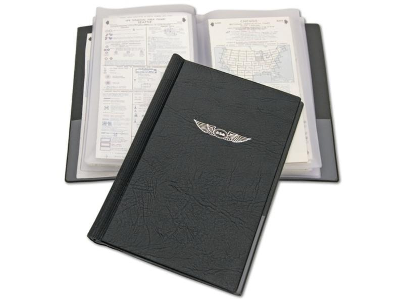 ASA Large Book-Style Chart Wallet *Outlet