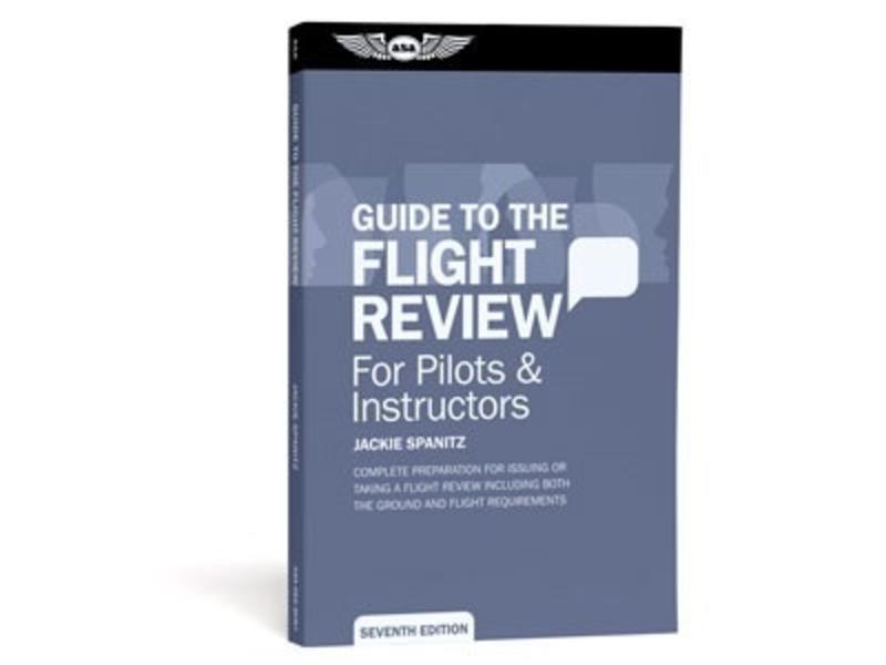 ASA Guide to Flight Review