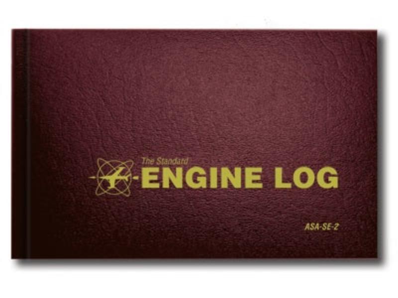 ASA Engine Log (Soft Cover)
