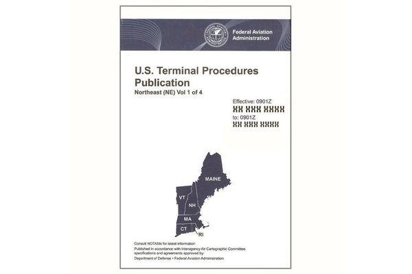 FAA / NACO Distribution Division Approach: NE1 Bound
