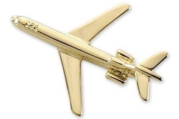 Pin: Boeing 727 Gold