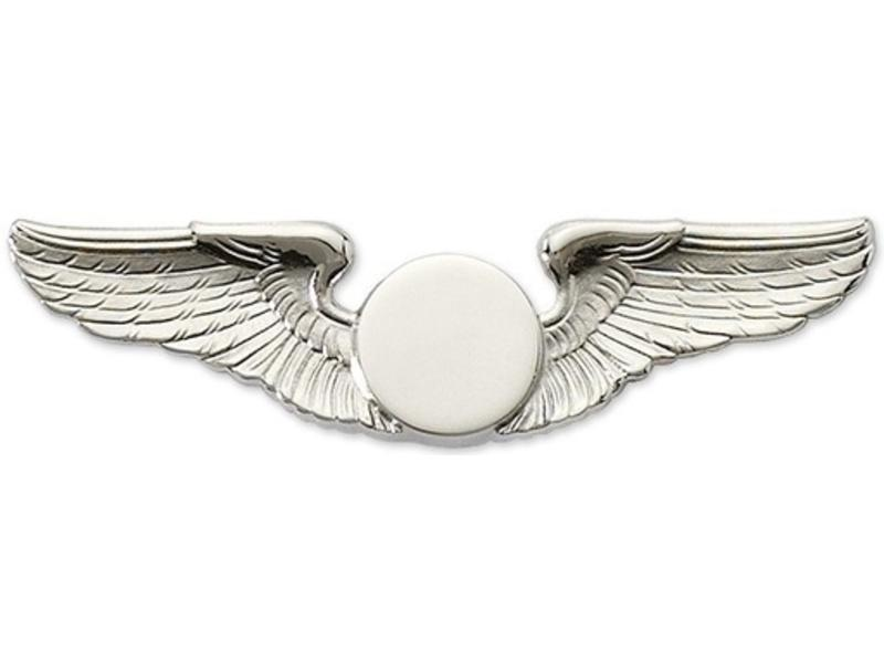 Small Wing Silver