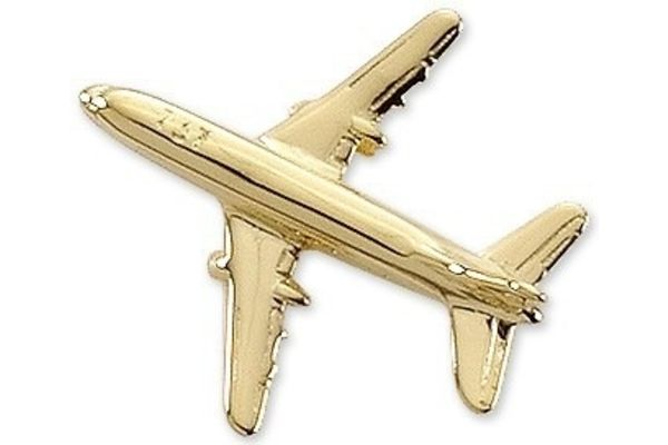 Pin: Boeing 737 Gold