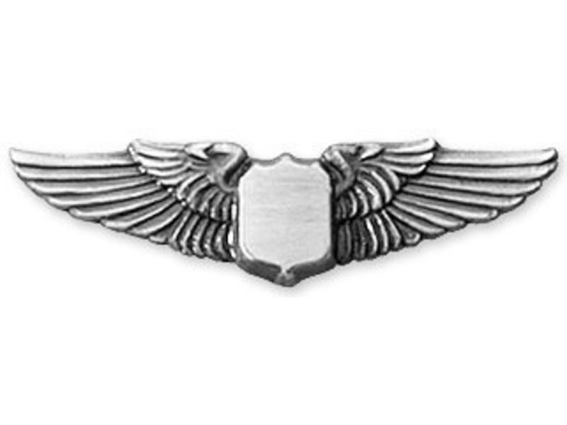 "1"" Wing Oxidized"