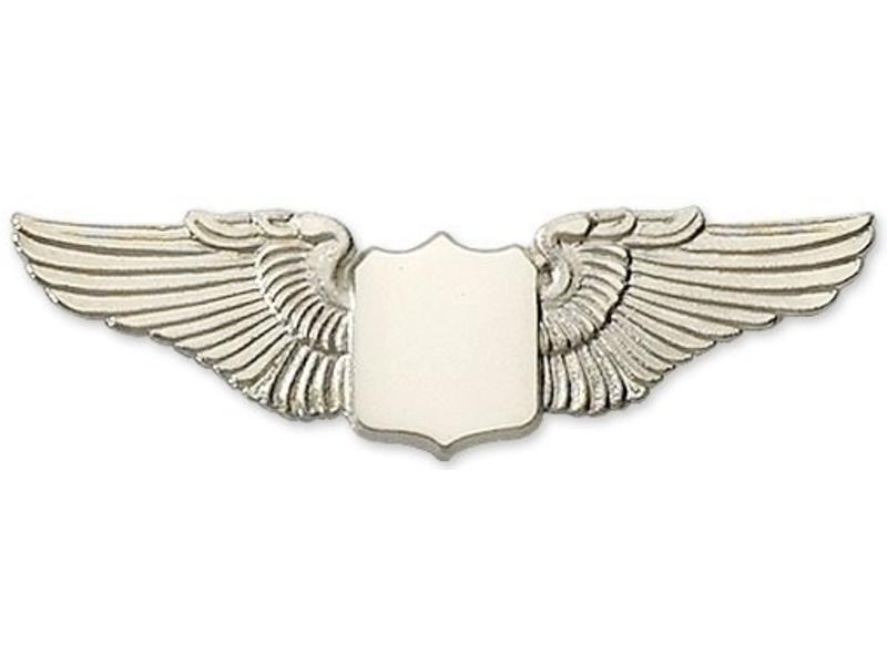 "1.5"" Wing Silver"