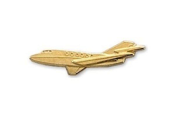 Pin: Falcon 20 Gold