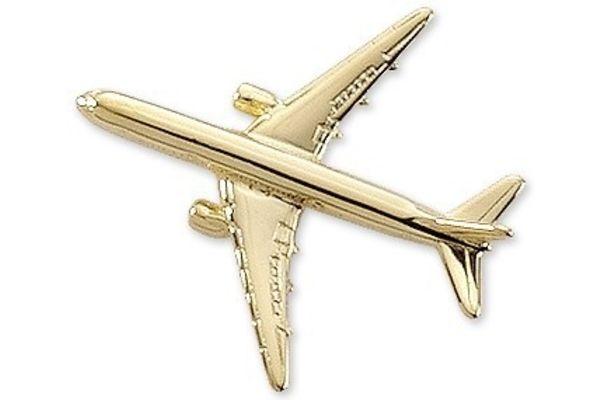 Pin: Boeing 767 Gold