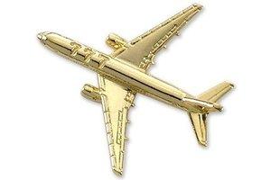 Pin: Boeing 777 Gold