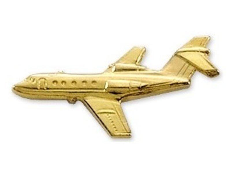 Pin: Gulfstream II Gold