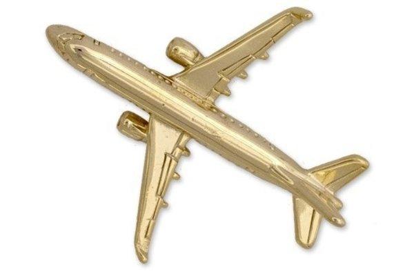 Pin: Embraer ERJ 175 Gold