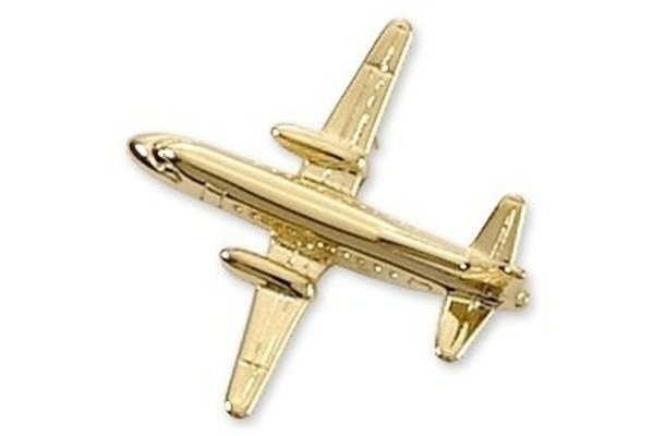 Pin: Saab 340 Gold