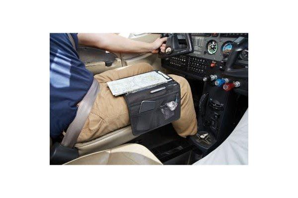 Sporty's Pilot Shop Flight Gear HP Bi-Fold Kneeboard