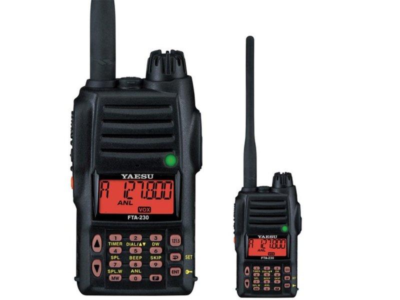 Yaesu / Vertex Transceiver FTA-230