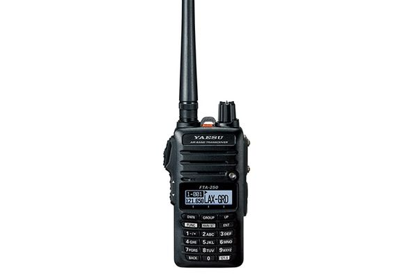 Yaesu / Vertex AIR BAND TRANSCEIVER FTA-250L
