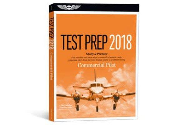 ASA Commercial Pilot Test Prep 18