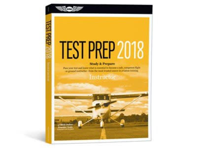 ASA CFI Test Prep Book 18