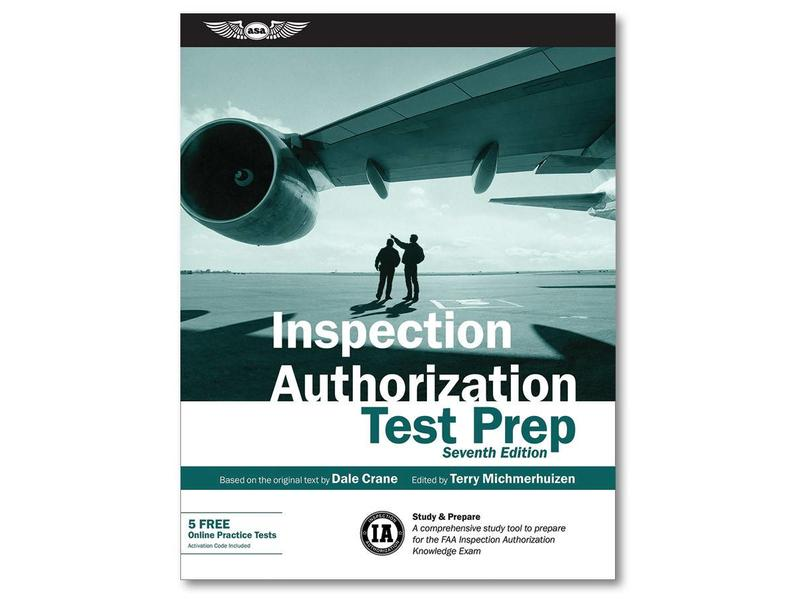 ASA Inspection Autorization Test Prep 2018