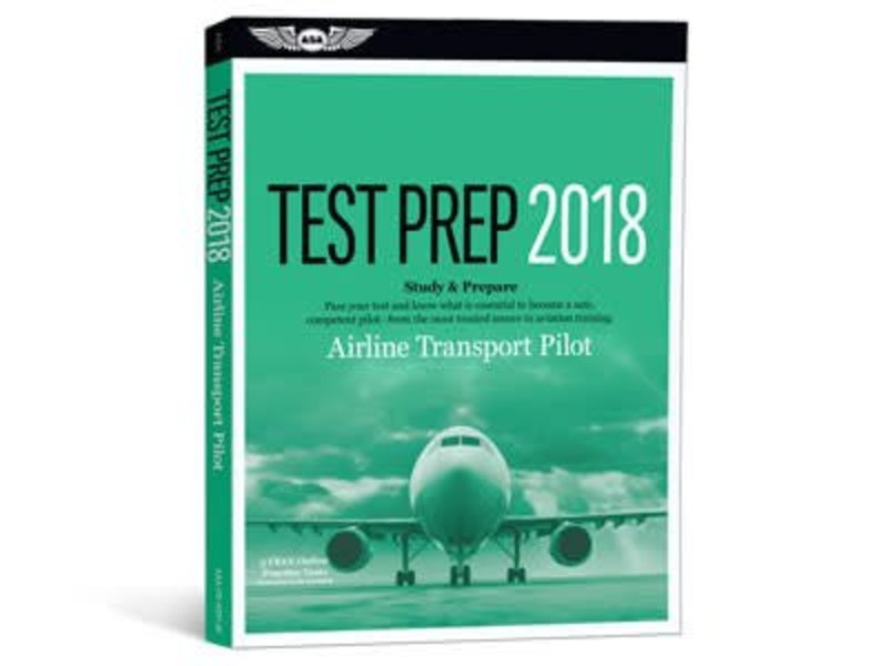 ASA ATP Test Prep Book 18