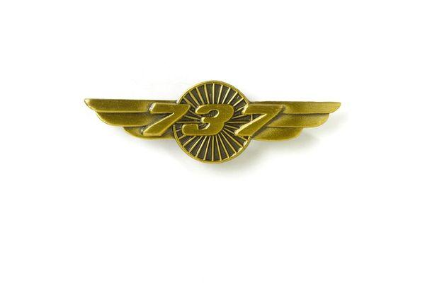 PIN: Wings 737