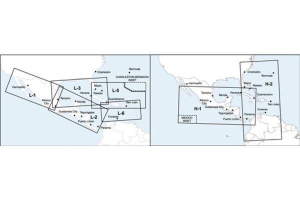 Enroute Low Caribbean L3-A3