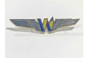 Wings: Wayman Gold Logo