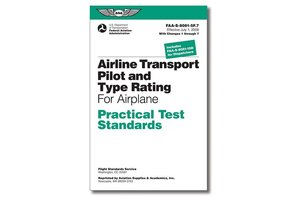 PTS - Airline Transport Pilot for Airplane