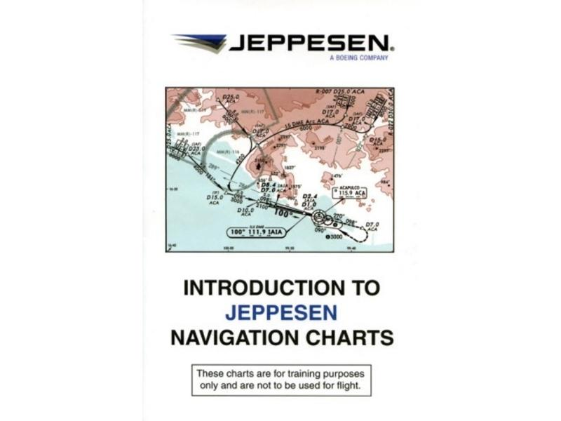 Intro to Jeppesen Navigation Charts