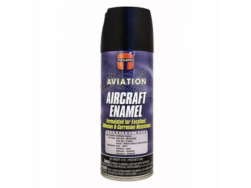 Aircraft Black Enamel