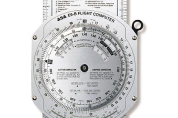 E6-B Flight Computer
