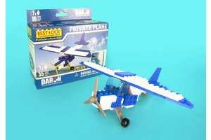 Daron World Trading Inc. PRIVATE PLANE 55 PIECE CONSTRUCTION