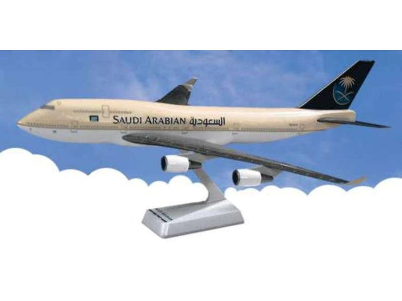 Daron World Trading Inc. B747-400 Saudi Arabian 1/200