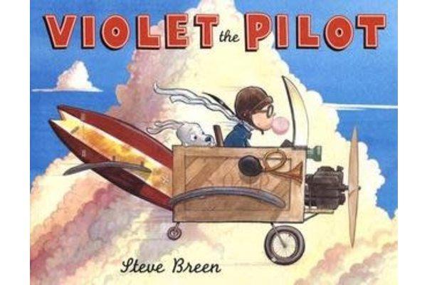 Book: Violet the Pilot, Breen