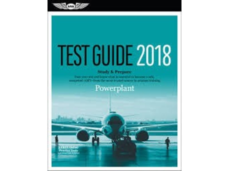2018 Powerplant Test Guide