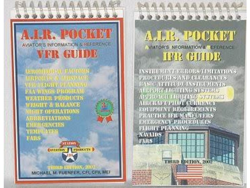 Aero Phoenix A.I.R. Pocket Guide